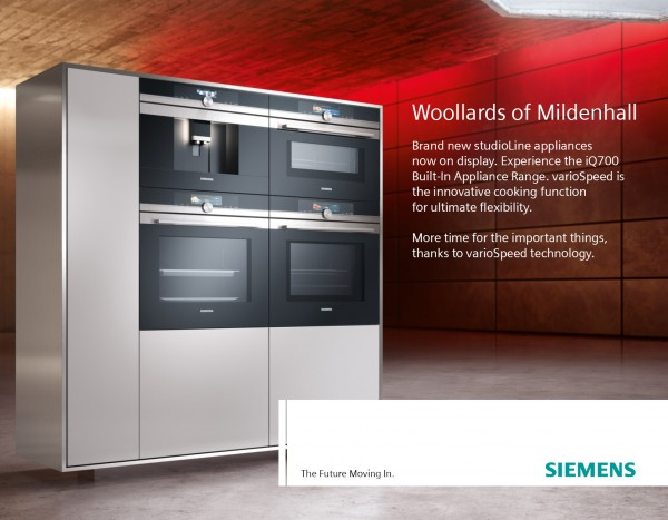 siemens iq700 ovens with variospeed woollards of mildenhall. Black Bedroom Furniture Sets. Home Design Ideas